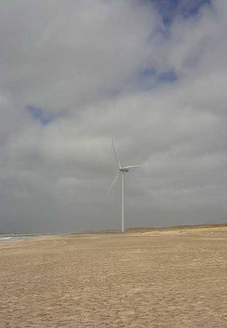 Windkraft in Hvide Sande