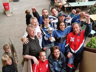 Fußballturnier 2005