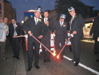 Fackelzug 2008