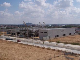 Complejo Empresarial Las Raposas (Valladolid)