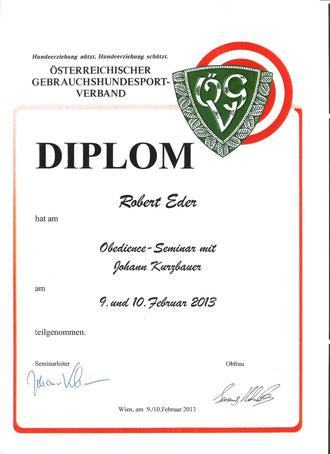 Trainerfortbildung 09.+10.02.2013