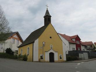 Kapelle Thanhausen