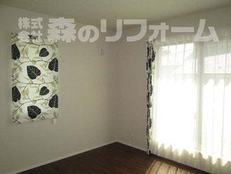 松戸市 新築オプション ウィンドウトリートメント後