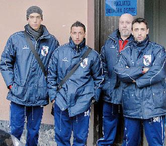 Gli ex Blasetta, Siciliano e Chiarlone
