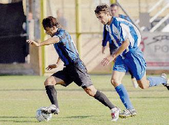 Iannolo fugge palla al piede