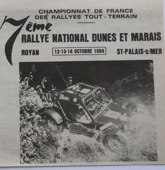 1984 - Dunes & Marais