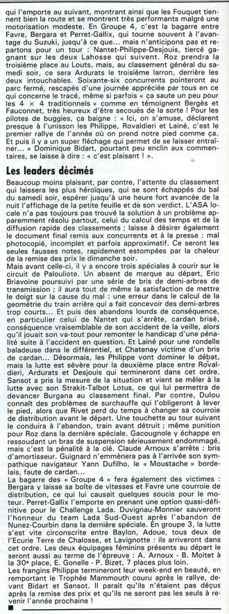 1987 - Auto Verte - Terre de Chalosse