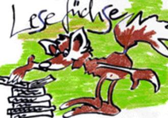 Logo Lesefuchswettbewerb