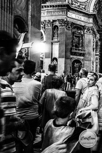 Rome, Roma, spirit, iconographie, black and white, noir et blanc, art, street photography, CarCam