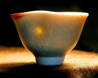 porcelaine translucide