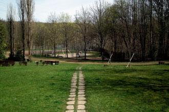 dudweiler, spielplatz, nord, ig dudweiler nord