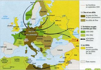 L'Europe allemande