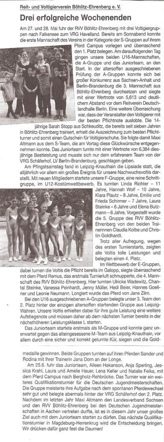 Quelle: Gemeindeblatt Böhlitz-Ehrenberg 2011