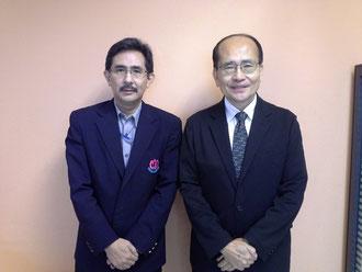 Prof. Akira FUKUNAGA, SURUGADAI Univ.