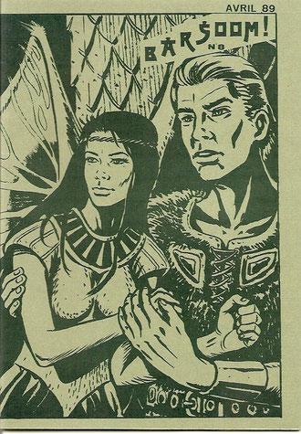 Petit fanzine, de la fin du XX ème siècle, tout à la gloire de celle qui a été. Un grand merci à JP Moumon pour avoir osé l'éditer.