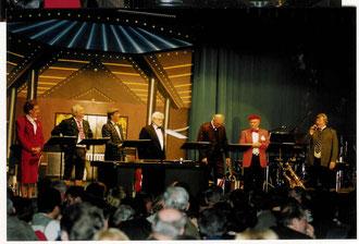 Pockinger Buam am Starkbierfest 2000 in der Stadthalle