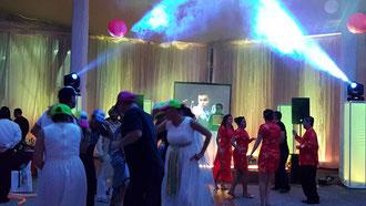 evento en Centro Cultural Hidalguense de Karaoke Luz y Sonido México