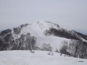鍋倉山 黒倉山