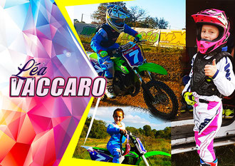 Press book motocross Lea Vaccaro, Press book motocross Lea Vaccaro, pressbook lea vaccaro