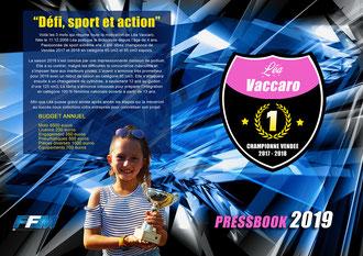 pressbook, press book lea vaccaro, lea vaccaro pressbook