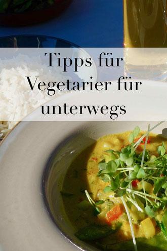 Reisebericht mit Tipps: Vegetarier, Veganer unterwegs im Ausland