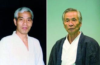 M° Hideki Hosokawa (sinistra) - M° Tamura Nobuyoshi (destra)