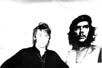 Mano mit Che 1970
