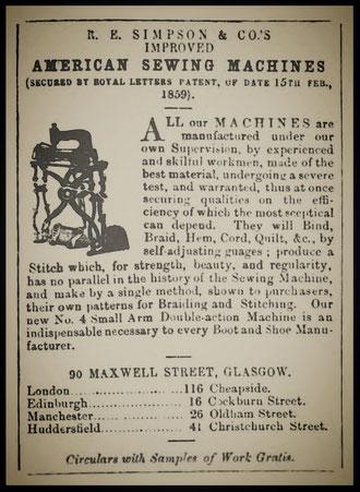 Falkirk Herald - 7 March 1865