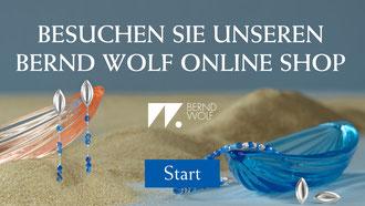 Ostseejuwelier Kühlungsborn: Besuchen Sie unseren BERND WOLF Online Shop
