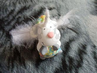 Mein Regenbogen-Einhorn-Schaf