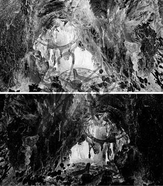 Höhlenanfang und Höllenende