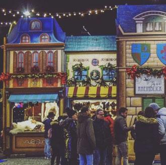Stadtführung Weihnachtsmarkt Düsseldorf 2021