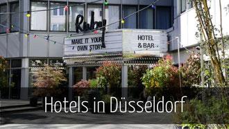 Hotels Düsseldorf Weihnachtsmarkt