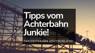 Kurztrip Deutschland Freizeitpark