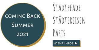 Stadtpfade Städtereise Paris