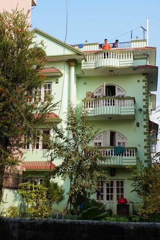 Haus Nummer 3 in Kathmandu Nepal