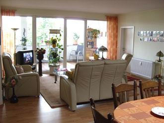 Seniorengerechte Wohnung möbliert