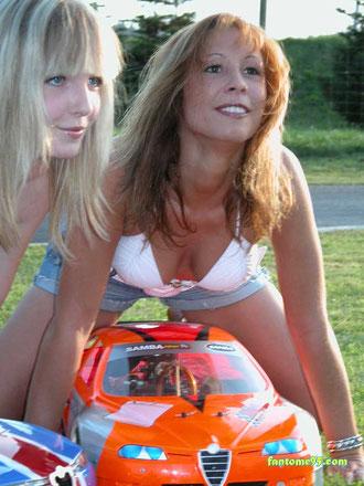 So schön kann RC  Car Rennsport sein....