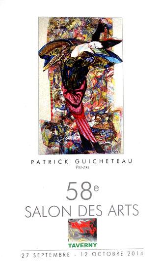 "2014 - "" 58ème salon des arts "" Taverny - Roman Gorski"