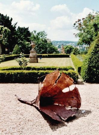 Jardin d'émotions - Saint-Germain-en-Laye - Roman Gorski