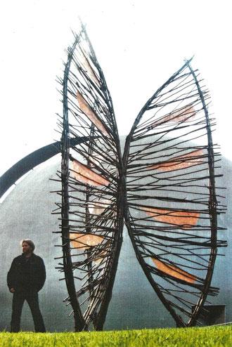 Rêve d'un papillon, Futuroscope - Roman GORSKI