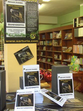 Präsentation des Buches in der Ennstalbuchhandlung in Weyer