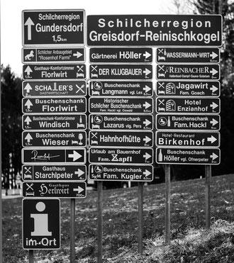 michi (Foto 6) Schilderwald