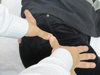 札幌市-トリガーポイント療法,腰痛治療