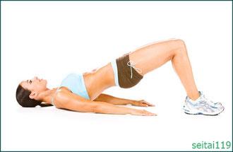 骨盤底筋の運動