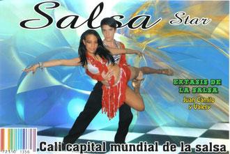 SALSA STAR JUVENIL - DAR CLIK Sobre la Imagen para Ampliar..
