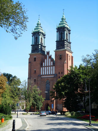 Diese Kirche besuchte der Papst während seines Aufenthaltes in Polen