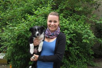 Laura mit Lyka