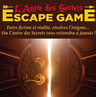 Réductions Escape game Antre des secrets Loisirs 66