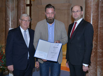 Die Familienseminare für bayerische Strafgefangene und deren Angehörige erhalten den Sozialpreis 2018